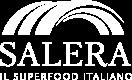 Logo Alga Spirulina Salera bianco