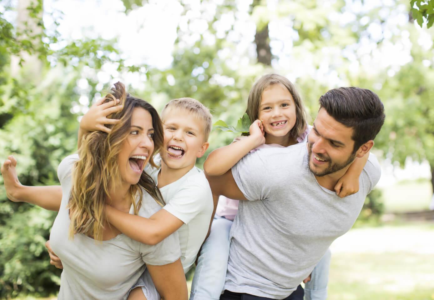 Contatti Famiglia Salera